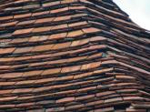Dach kościoła parafialnego przed remontem - 2005 r (17)