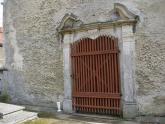 Elewacja kaplicy św. Barbary przed remontem (6)