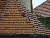 Dach kaplicy św. Barbary przed remontem (18)