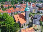 Dach kościoła parafialnego po remoncie (2)