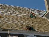 Remont dachu kościoła parafialnego - 2007 r (11)