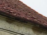 Dach kaplicy św. Barbary przed remontem (21)