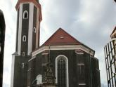 Remont elewacji kościoła parafialnego (31)