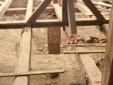 Remont dachu kościoła parafialnego - 2007 r (20)