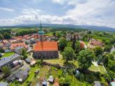 Dach kościoła parafialnego po remoncie (3)