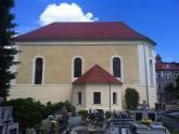Dach kaplicy św. Barbary po remoncie (1)