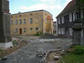 Remont chodnika wokół kościoła 2008 r (5)
