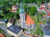 Dach kościoła parafialnego po remoncie (1)