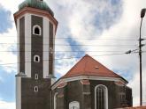 Remont elewacji kościoła parafialnego (38)