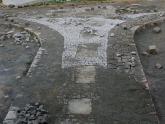 Remont chodnika wokół kościoła 2008 r (3)