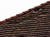 Dach kaplicy św. Barbary przed remontem (6)