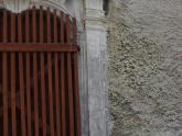 Elewacja kaplicy św. Barbary przed remontem (10)