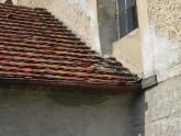 Dach kaplicy św. Barbary przed remontem (33)