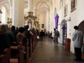 Wnętrze kościoła po malowaniu (4)