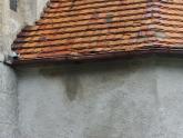 Dach kaplicy św. Barbary przed remontem (20)