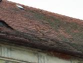 Dach kaplicy św. Barbary przed remontem (15)