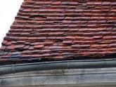 Dach kościoła parafialnego przed remontem - 2005 r (12)