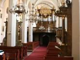 Malowanie wnętrza kościoła - 2008 r (3)