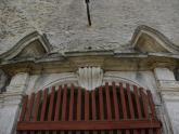 Elewacja kaplicy św. Barbary przed remontem (8)