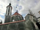 Remont elewacji kościoła parafialnego (37)