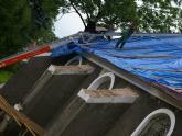 Remont dachu kościoła parafialnego - 2007 r (1)