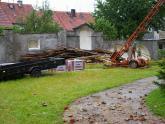 Remont dachu kościoła parafialnego - 2007 r (5)