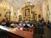 Wnętrze kościoła po malowaniu (3)
